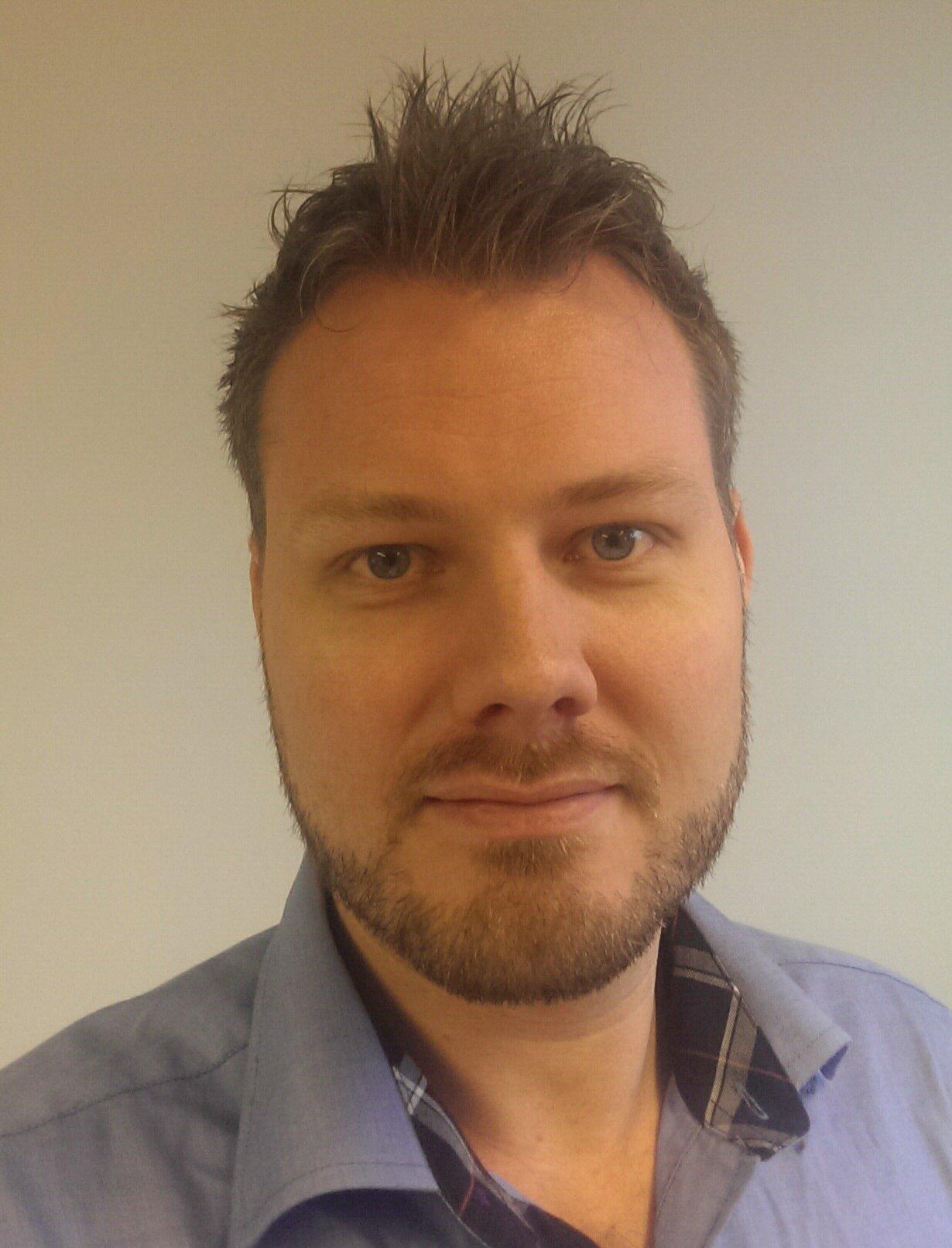 Morten Aarrestad