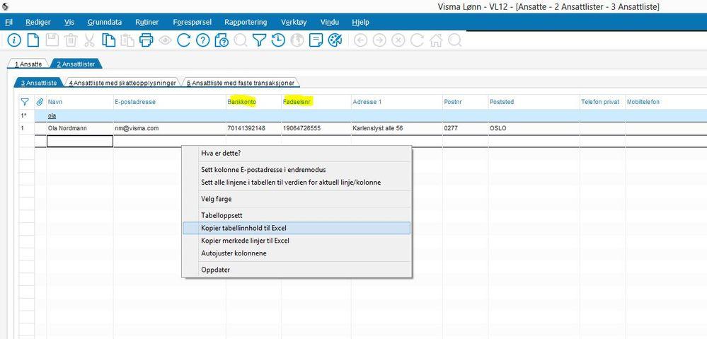 screenshot tabelloppsett ansattopplysninger.JPG