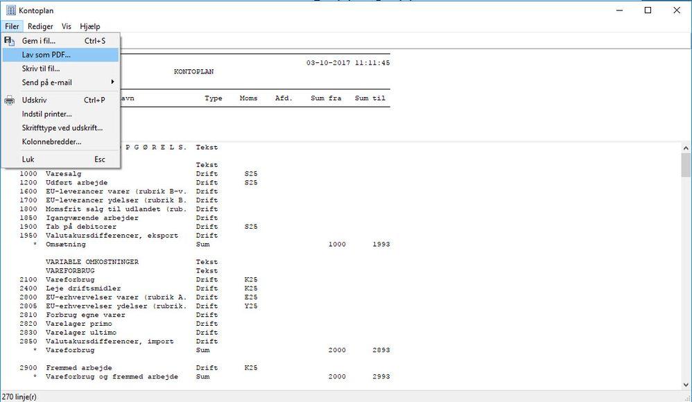 Eksport Kontoplan gem som PDF.jpg